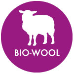 Label Bio Wool - Bio Wolle