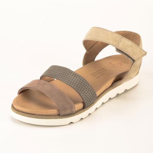 d8cf9d9231 WERNER Sandale, sand-multicolor | Waschbär