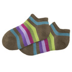 Sneakersocken, khaki-multicolo