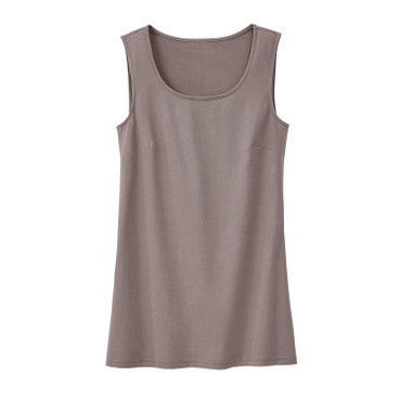 Longtop, taupe