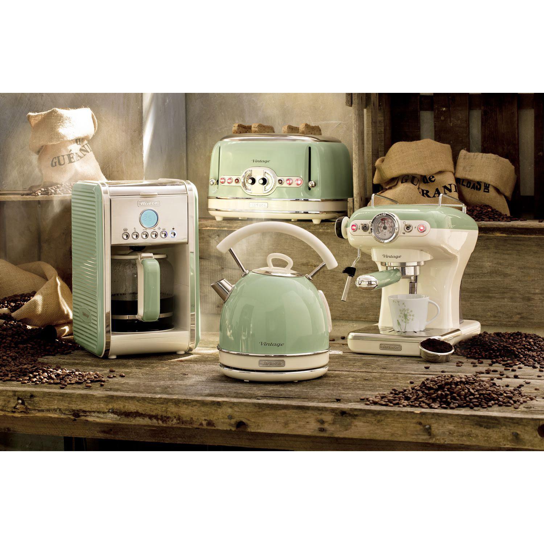 ariete 4 schlitz toaster ariete 0156 gr. Black Bedroom Furniture Sets. Home Design Ideas