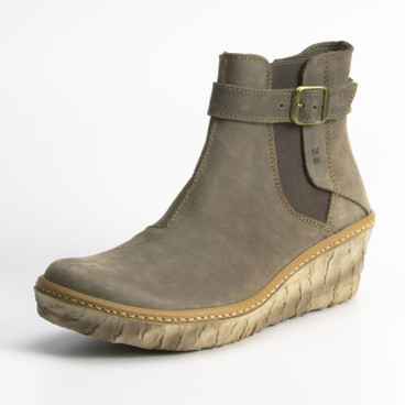 "Stiefelette ""Myht Iggdrasil"", taupe"