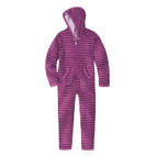 Frottee-Overall, beere/fuchsia