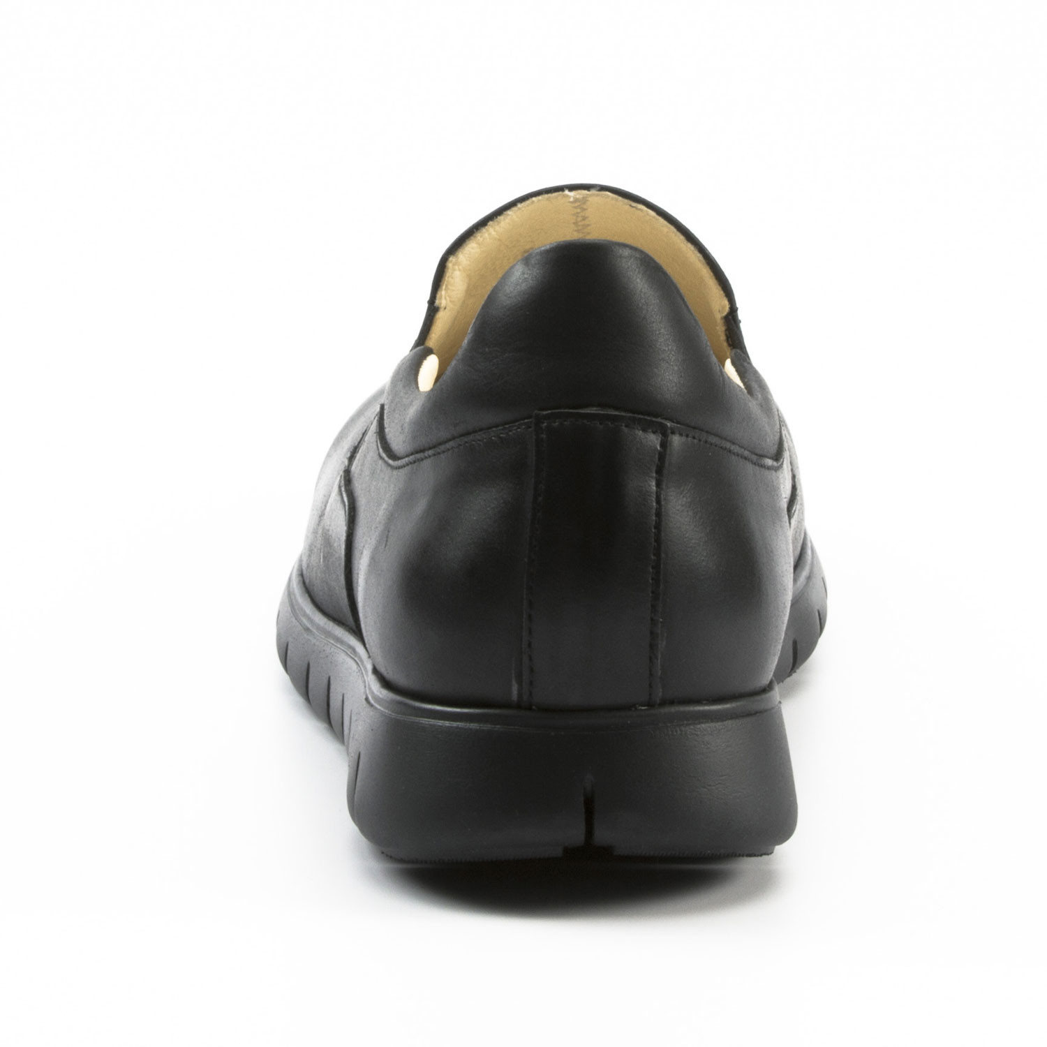"Slipper ""Soft & Flex"", schwarz"