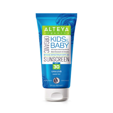 Bio Kids & Baby Sonnencreme SPF 30, 90 ml