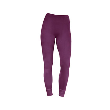 Leggings, pflaume