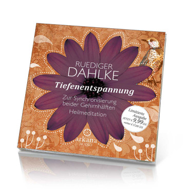 Tiefenentspannung CD