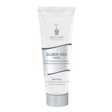 Silber Deocreme neutral Nr. 39, 50 ml