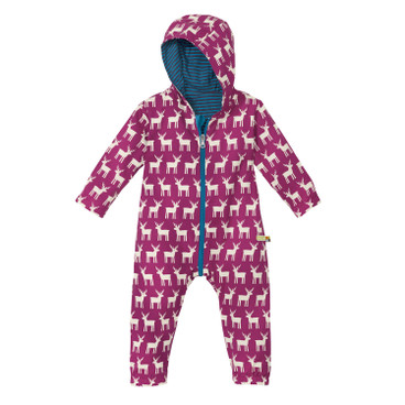 Outdoor-Overall Bionic-Finish Eco, fuchsia