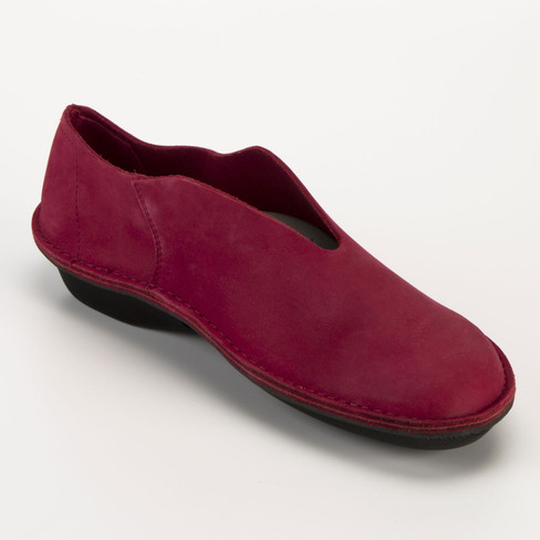 Slipper, red pepper