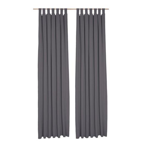energiesparvorhang gegen k lte und hitze 1 st ck schiefer waschb r. Black Bedroom Furniture Sets. Home Design Ideas