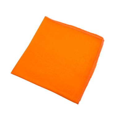 Spieltuch Seide, orange