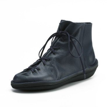 Ankle-Boot, marine
