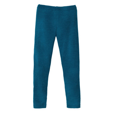 Leggings, blau