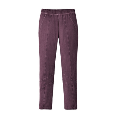 Leggings, cassis