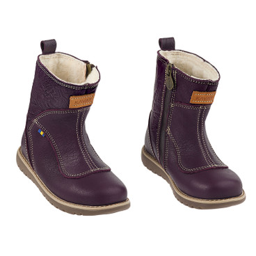 Stiefel NORBERG, lila