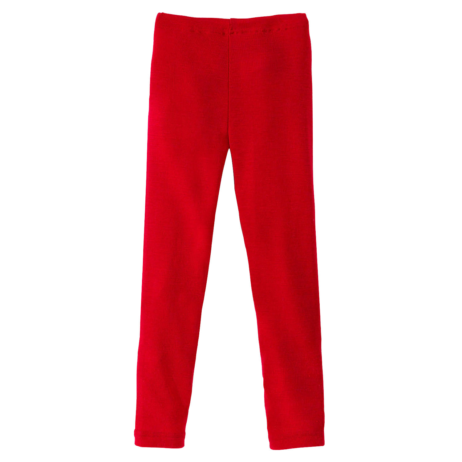 Kinder-Leggings, rot