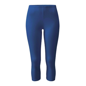 3/4-Leggings, nachtblau