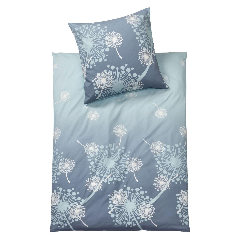 bio feinbiber bettw sche garnitur 2 tlg rauchblau. Black Bedroom Furniture Sets. Home Design Ideas