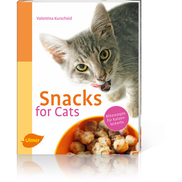 Buch: Snacks for Cats