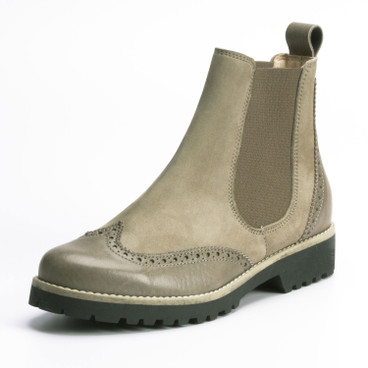 Chelsea-Boot, sand