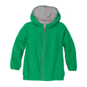 Outdoor-Kapuzenjacke Bionic-Finish Eco, grasgrün