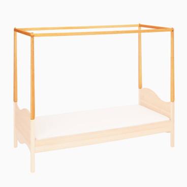 kinderbetten aus naturholz im online shop bestellen minib r. Black Bedroom Furniture Sets. Home Design Ideas