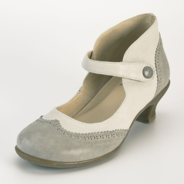 "Pumps ""Mistic"", perle/taupe"