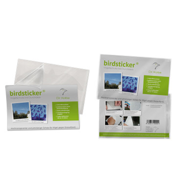 Birdsticker 5er Set