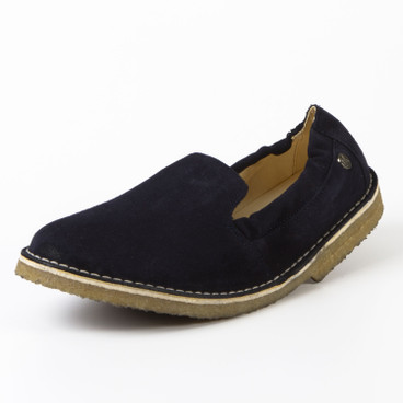 Slipper, navy