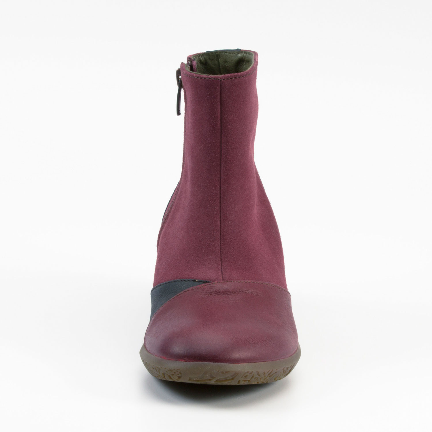 "Stiefelette ""Alhambra"", rot"