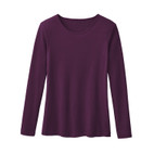 RH-Shirt 1/1 Arm, plum