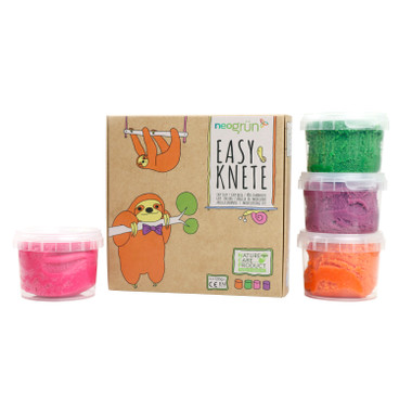 Easy-Knete, 4-er Set, Set 2