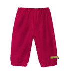 Baby-Outdoorhose, rot