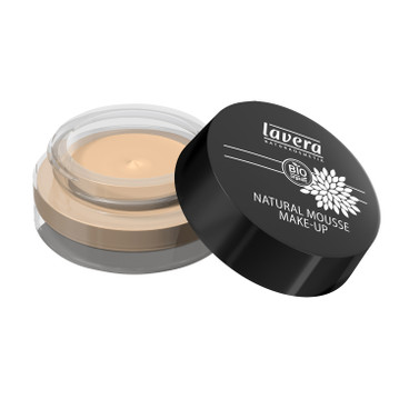 Natural Mousse Make-up - Ivory 01, 15 g