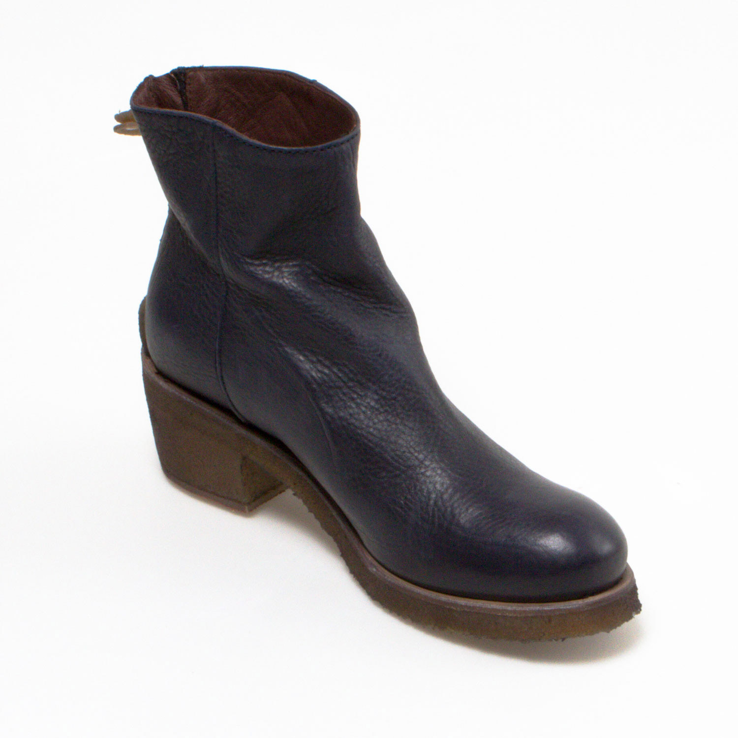 Ankle-Boot, indigo